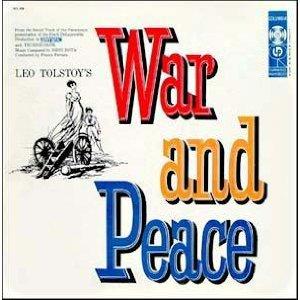 War and Peace Original 1956 Soundtrack