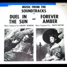 Duel in the Sun - Tiomkin / Forever Amber - Raskin Original Soundtracks