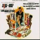 Live and Let Die - James Bond Soundtrack