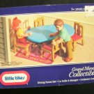 Little Tikes Dollhouse Grand Mansion Dining Room New in Box