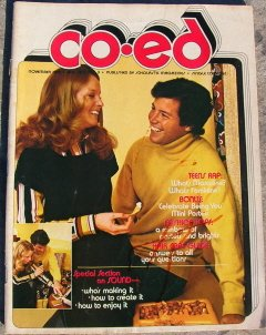 Co-ed Magazine November 1972