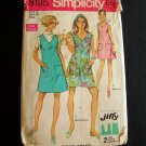 Vintage Sewing Pattern 60s Culottes Simplicity 8195