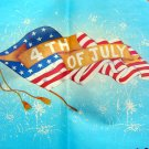 Vintage 4th of July Flag Paper Placemats