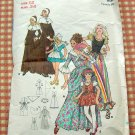 Colonial or Pilgrim Costume Vintage 70s Butterick Sewing Pattern Butterick 5979