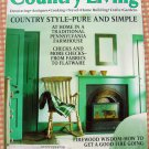 Country Living Magazine January 1996