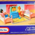 Little Tikes Dollhouse Grand Mansion Bunk Bed Set New In Box