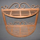 #4  Wrought Iron Counter Shelf