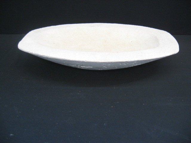 #9  White Concrete Platter