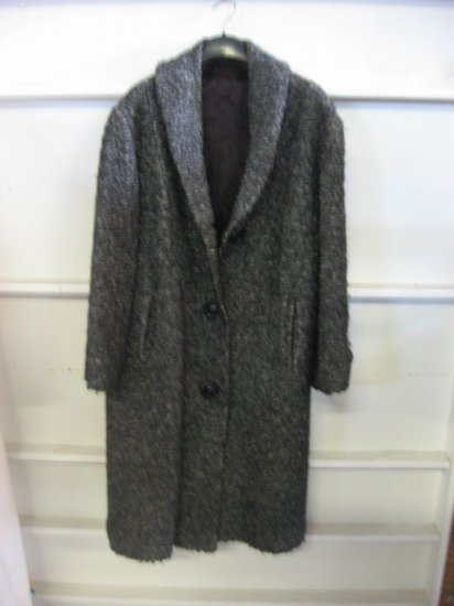 #4  Vintage Grey & Black Womens