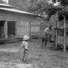 NEGRO BOY CHILD AFRICAN DOROTHEA LANGE PHOTO HISTORIC TENANT FARMER FARM GREAT DEPRESSION VINTAGE 39