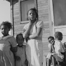 DOROTHEA LANGE HISTORIC AMERICAN NEGRO FAMILY PHOTO 1939 VINTAGE