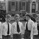 WALKER EVANS PHOTO VINTAGE SONS OF AMERICAN LEGION BOYS