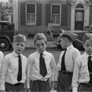 WALKER EVANS PHOTO VINTAGE SONS OF AMERICAN LEGION BOYS