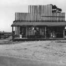WALKER EVANS PHOTO COUNTRY STORE OLD GAS STATION HISTORIC VINTAGE 1936