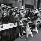 OLD ST PATRICK PARADE VINTAGE HISTORIC NEW YORK CITY PHOTO 1950S VINTAGE