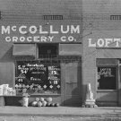 WALKER EVANS PHOTO VINTAGE GROCERY STORE ALABAMA CAFE