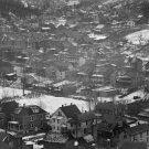 WALKER EVANS PHOTO 1935 VINTAGE PENNSYLVANIA TOWN HOUSE