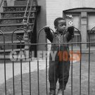 VINTAGE AFRICAN AMERICAN CHILD 1943 BUBLEY PHOTO CUTE