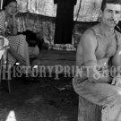 DOROTHEA LANGE TATTOO MAN WOMAN SEXY VINTAGE PHOTO GREAT DEPRESSION HISTORIC OREGON BEAUTIFUL 1939