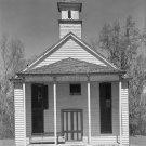 WALKER EVANS PHOTO VINTAGE HISTORIC OLD NEGRO CHURCH SOUTH CAROLINA VINTAGE RELIGION 1936