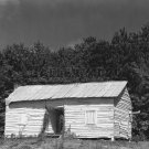 WALKER EVANS PHOTO OLD NEGRO VINTAGE HISTORIC CABIN ALABAMA 1935 VINTAGE