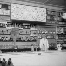 PEOPLES DRUG STORE PHOTO VINTAGE SODA FOUNTAIN 20S SHOP