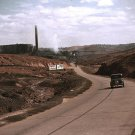 BILLBOARD COPPER MINING ROAD PHOTO VINTAGE POST WOLCOTT
