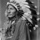 NATIVE AMERICAN PHOTO WHIRLING HORSE OLD INDIAN HISTORIC BUFFALO BILL'S WILD WEST SHOW 1900S