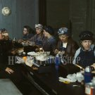 WOMEN RAILROAD WORKERS PHOTO HISTORIC VINTAGE BANDANA 1943 EATING LUNCH