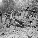 1917 WWI WAR GARDEN GIRL SCOUNT VINTAGE PHOTO CHILDREN