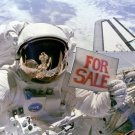 ASTRONAUT SPACE SHUTTLE PHOTO SATELLITES FOR SALE SUIT NASA