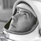 ASTRONAUT JAMES MCDIVITT PHOTO SPACE NASA HELMET SUIT
