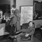 1943 SOLDIER PHOTO VINTAGE UNITED NATIONS HANDSOME MEN