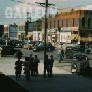 LINCOLN NEBRASKA VINTAGE PHOTO DOWNTOWN BUILDINGS HAYMARKET 1942 HISTORIC