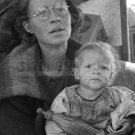 GREAT DEPRESSION MIGRANT FAMILY DOROTHEA LANGE PHOTO 1939 MOTHER AND CHILD