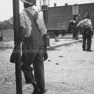 GREAT DEPRESSION NEGRO AFRICAN AMERICAN DOROTHEA LANGE PHOTO 1936 PEACH PICKER GEORGIA