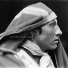 NATIVE AMERICAN PHOTO AMOS TWO BULLS SIOUX INDIAN 1900S BUFFALO BILL'S WILD WEST SHOW