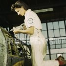 1942 WOMEN DURING WORLD WAR 2 WORKER PHOTO REAL ROSIE THE RIVETER WWII NAVY AIR