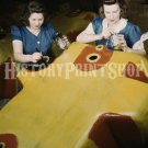 1942 WOMAN WORKER PHOTO ROSIE RIVETER WWII GOODYEAR GAS