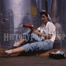 1942 US ARMY WOMAN WAR WORKER PHOTO REPRODUCTION ROSIE THE RIVETER WWII