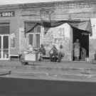 WALKER EVANS PHOTO SELMA ALABAMA STORE OLD COLA SIGN