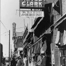 HOTEL CLARK PHOTO VINTAGE MEMPHIS COLORED SHOP 1939 OLD