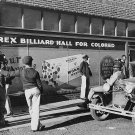 WONDER BREAD BILLARD POST WOLCOTT PHOTO VINTAGE MEMPHIS