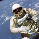 1965 FIRST SPACEWALK NASA ASTRONAUT PHOTO ED WHITE EVA