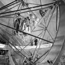 GIMBAL RIG 1957 PHOTO NASA MASTIF PROJECT MERCURY TEST