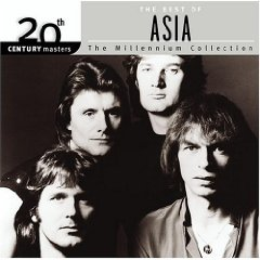 20th century masters--THE BEST OF ASIA