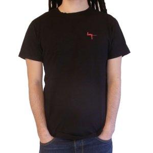 Marc by Marc Jacobs BANG Tee T Shirt Black Medium