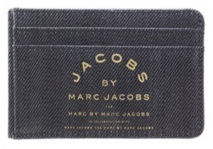 Marc Jacobs DENIM ID CASE
