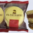 6 Boxes of Argentinean alfajor (total of 36) alfajores EL CACHAFAZ dulce de leche maizena cornstarch