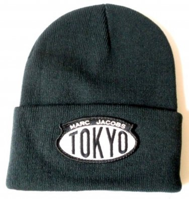 MARC JACOBS Acrylic Ski Winter Hat Skully Beanie Hat TOKYO